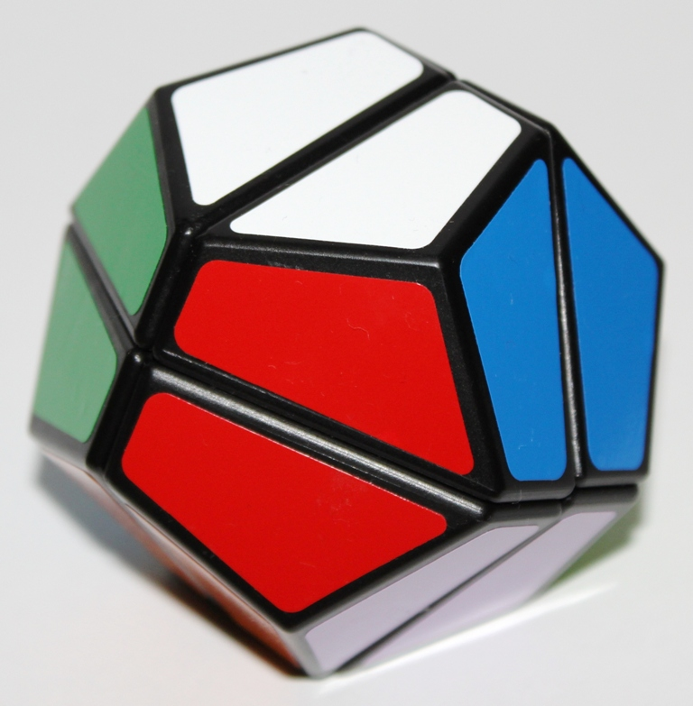 2x2 Dodecahedron, solved