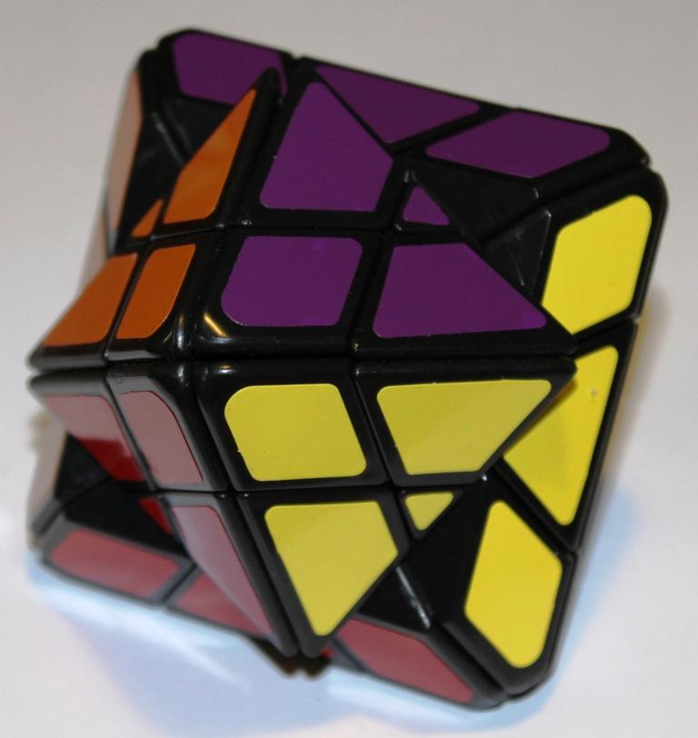4x4x4 Octahedron turn