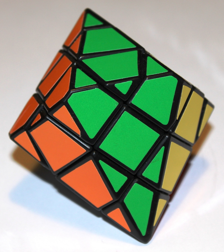 Dipyramid solved