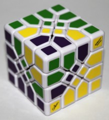 Mosaic Cube turns
