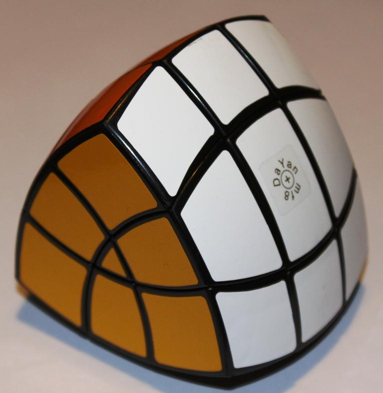 Pentahedron, solved