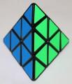 Pyraminx blue green