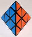 Pyraminx blue red
