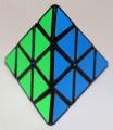 Pyraminx green blue