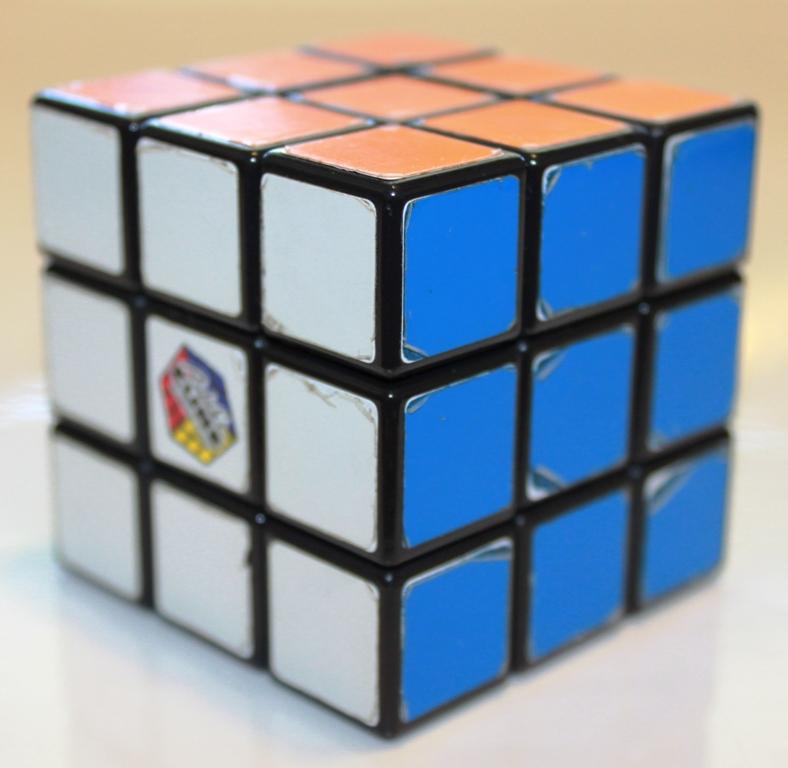 Rubiks Cube orientation 4