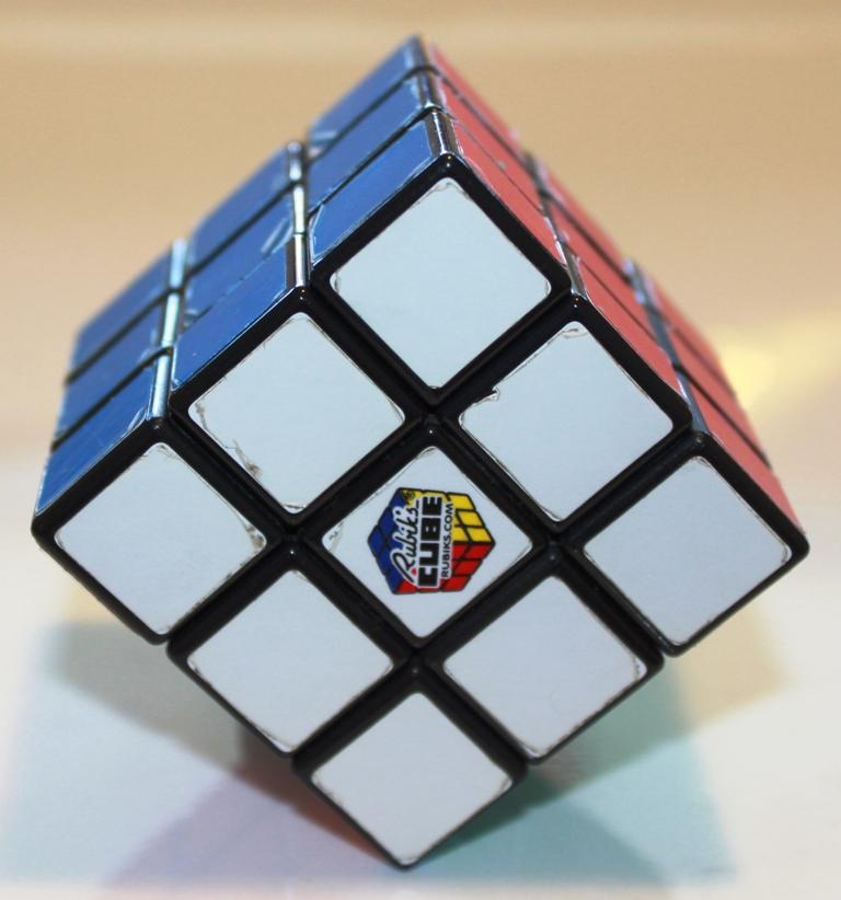 Rubiks Cube orientation 5