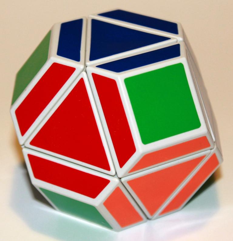 Tetrakaidecahedron, solved