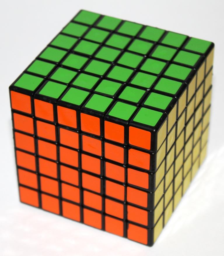 V-Cube 6, solved