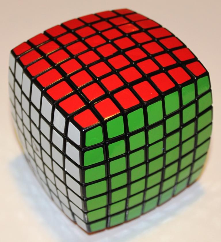 V-Cube 7, solved