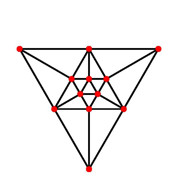 icosahedron skeleton