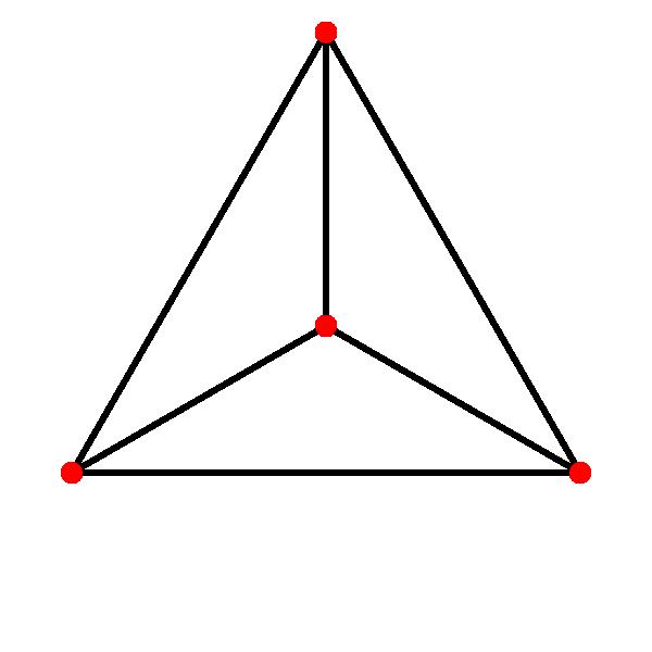 tetrahedron skeleton